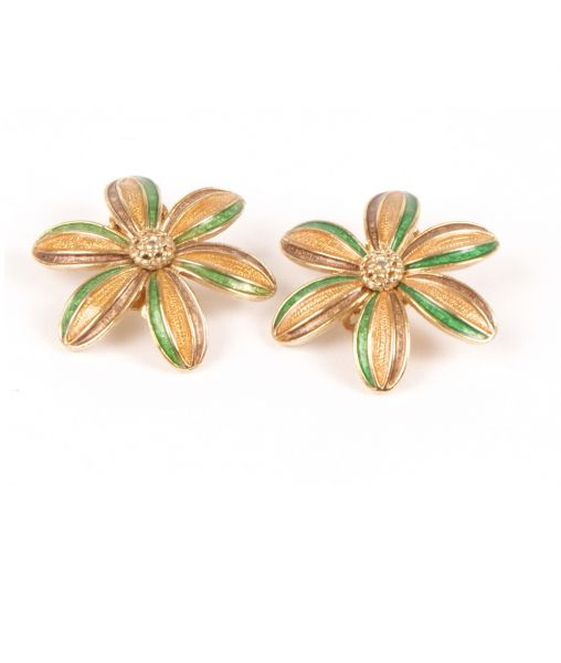 Kramer Flower Earrings
